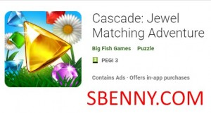 Cascade: Jewel Matching Adventure + MOD