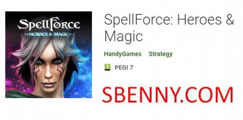 SpellForce: Heroes & amp; mágico