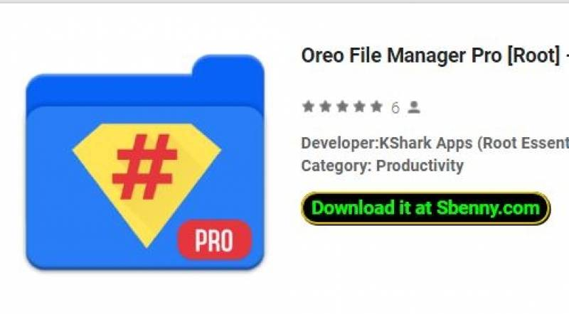 Oreo File Manager Pro [Root]