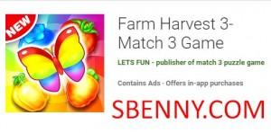 Farm Harvest 3- Match 3 Spiele + MOD