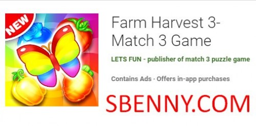 Farm Harvest 3- Match 3 Games + MOD