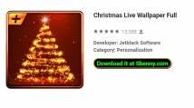 Noël Fond d'écran animé complet