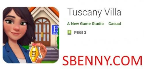 Villa Toscana + MOD