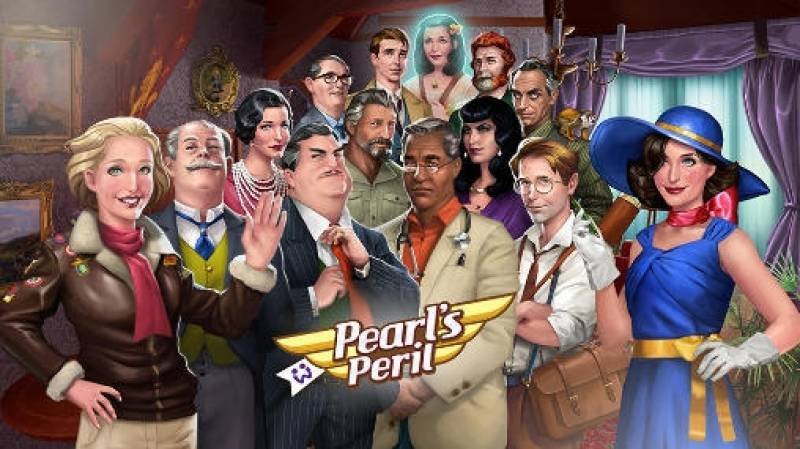 Pearl's Peril - Hidden Object Game + MOD