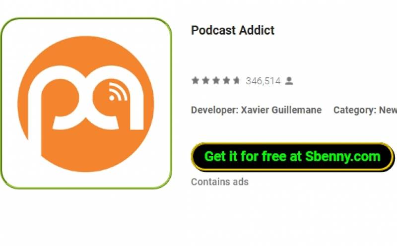 Podcast Addict + MOD