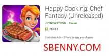 Bonne cuisine: Chef Fantasy + MOD