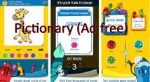 Pictionary (Ad free)