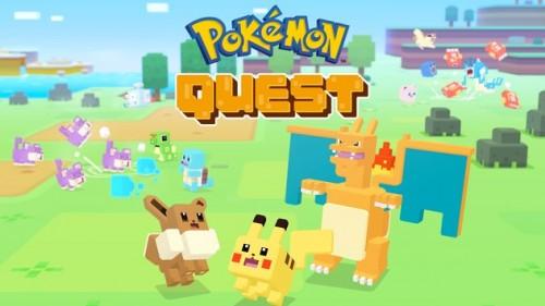 Pokémon Quest + MOD