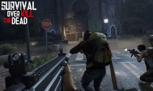 Overkill the Dead: Survival + MOD
