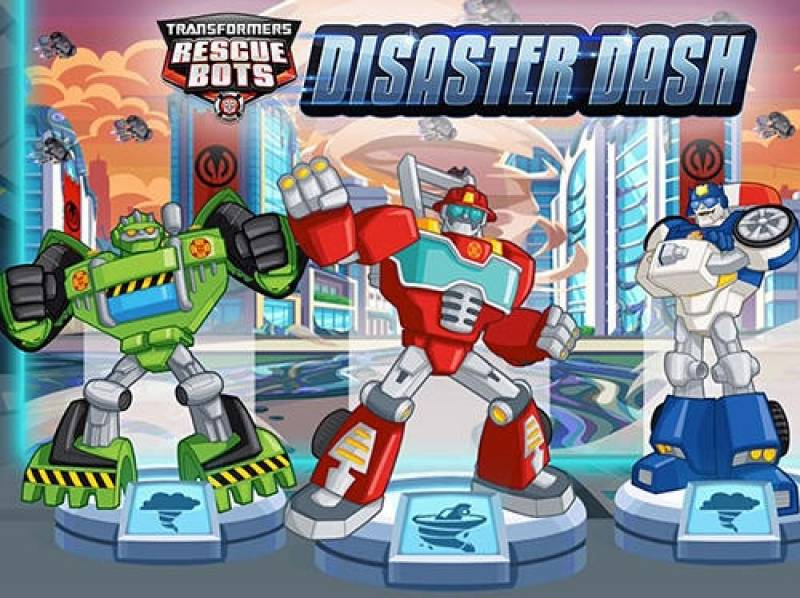 Transformers Rescue Bots: Dash MOD APK Android Download