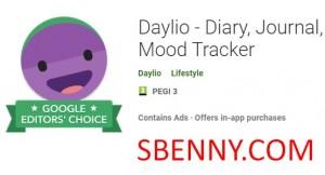 Daylio - Journal, Journal, Mood Tracker + MOD