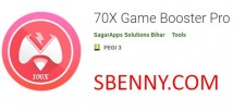 70X Game Booster Pro