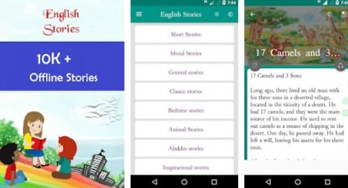 1000 histórias em inglês + MOD