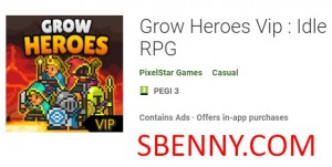 Grow Eroj Vip: RPG Idle