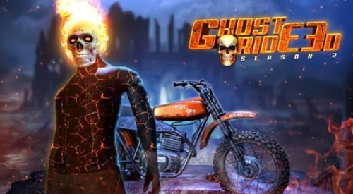 Ghost Ride 3D Season 2 + MOD