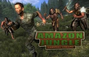 Выживание Amazon Jungle Escape + MOD