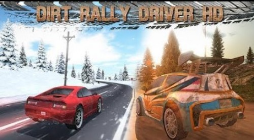 Dirt Rally Driver HD + MOD