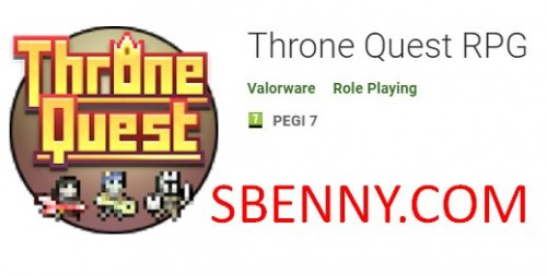 Throne Quest RPG + MOD