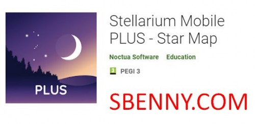 Stellarium Mobile PLUS - نقشه ستاره + MOD