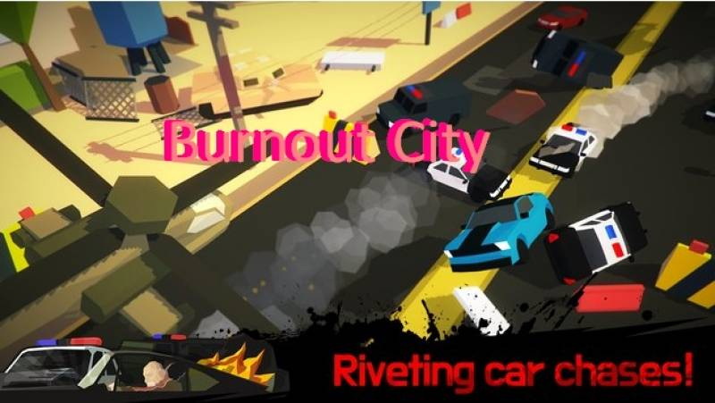 Burnout City + MOD