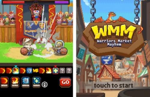 Warriors 'Market Mayhem VIP + MOD