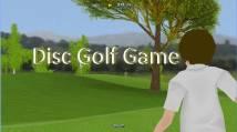 Jeu Disc Golf