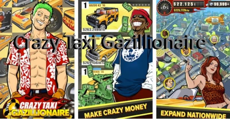 Verrücktes Taxi Tycoon + MOD
