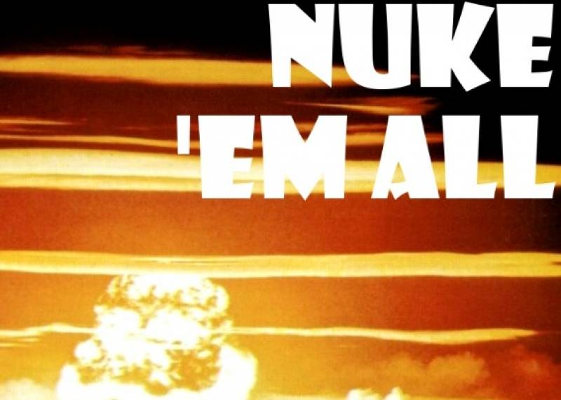 Nuke Em All + MOD