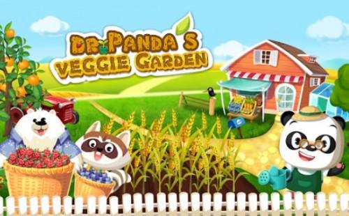 Доктор Панда Вегетарианский Сад