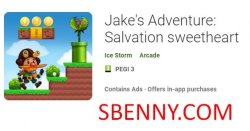 Jake's Adventure: Salvation sweetheart + MOD
