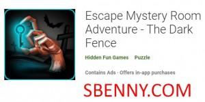 Escape Mystery Room Adventure - The Dark Fence + MOD