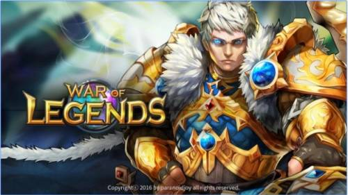 War of Legend + MOD