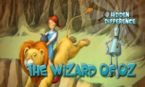 The Wizard of Oz Magic Match + MOD