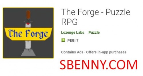 Il-Forge-Puzzle RPG