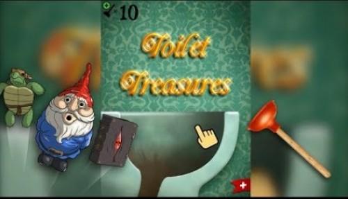 Туалетные сокровища - изучите свой туалет! + MOD