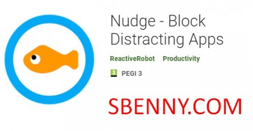 Nudge - Bloquear Aplicativos Distrativos