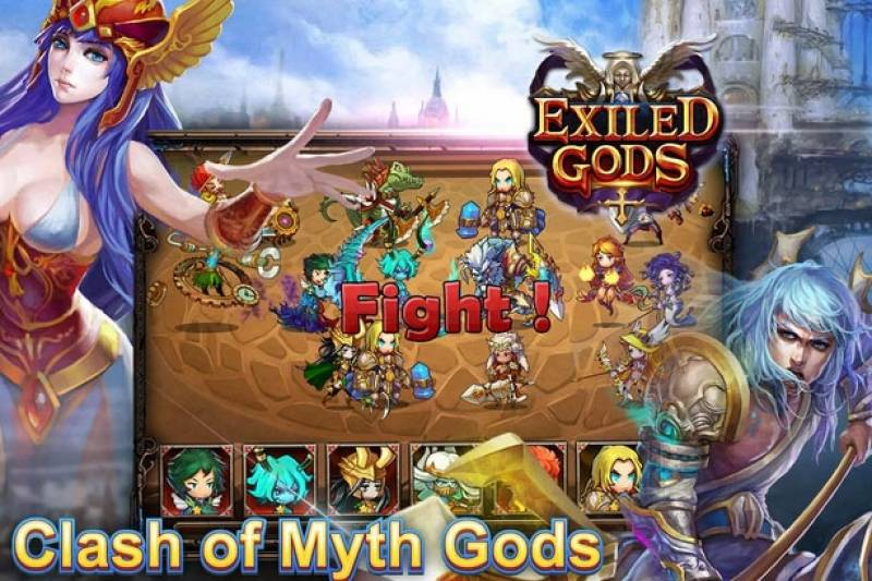 Изгнанные Боги + MOD