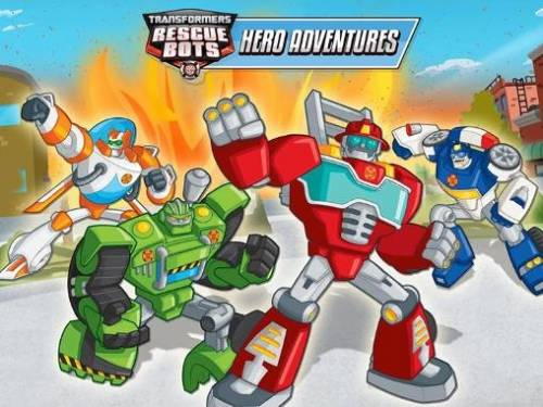 Transformers Rescue Bots: Hero + MOD