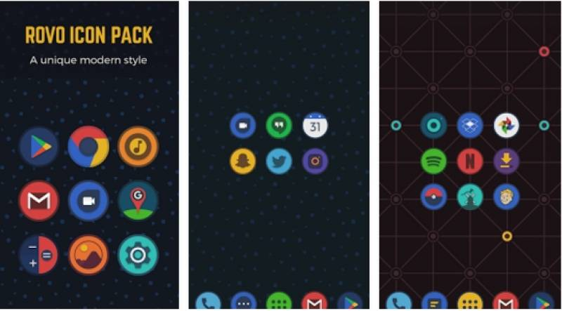Rovo Icon Pack + MOD