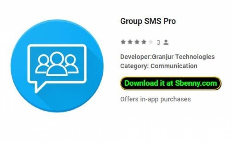 Grupo SMS Pro