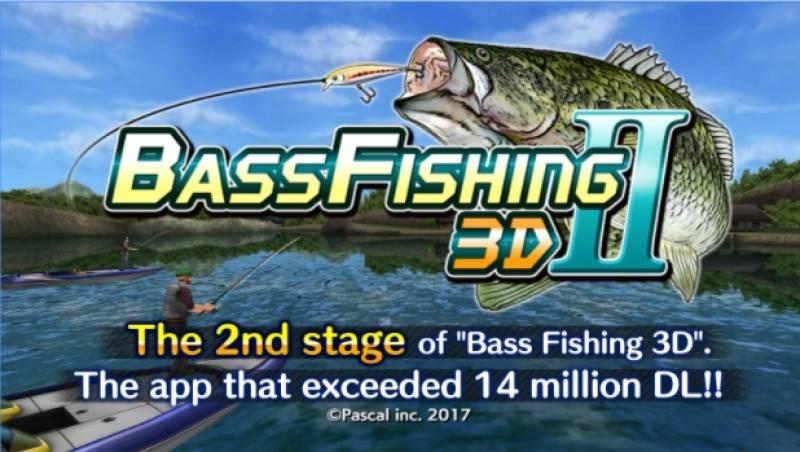 Bass Fishing 3D II + MOD
