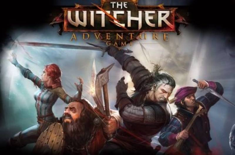 Il Witcher Game Avventura