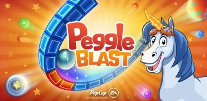 Peggle Blast + MOD