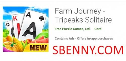 Farm Journey - Tripeaks Solitaire + MOD