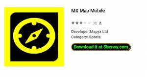 MX Map Mobile