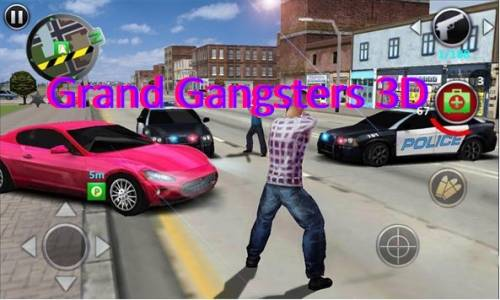 Grand Gangsters 3D + MOD