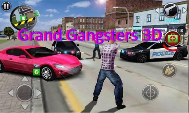 Grand Gangsters 3D + MOD