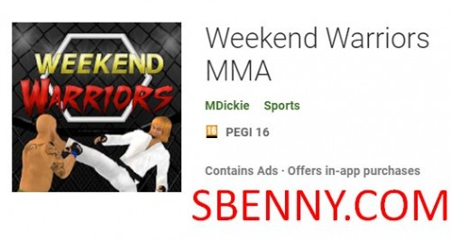 Warriors Weekend MMA + MOD