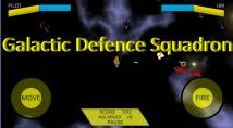 Galactic Squadron Défense