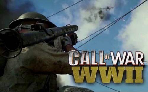 Call for War - Supervivencia en el invierno Snipers Battle WW2 + MOD